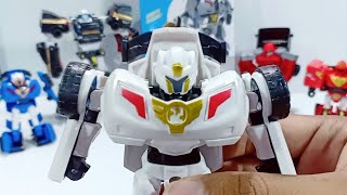 Tobot Y (White) Toys Robot Cars Transformers