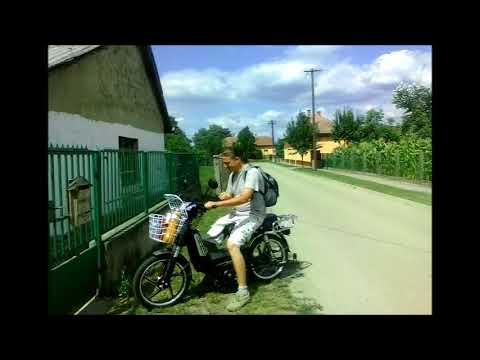 Benzines Kerékpár