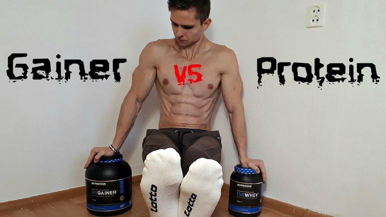 Протеин VS Гейнер. Программа питания. Как Принимать Спортпит?