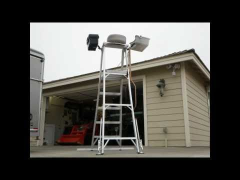 Pyramid Lake Fly Fishing Ladder