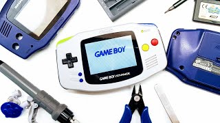 The BEST Way To Play GameBoy Games! (AGS-101 Mod)