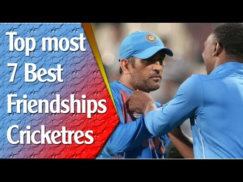 Top most 7 Best Friendships Cricketres - Champions Trophy 2017