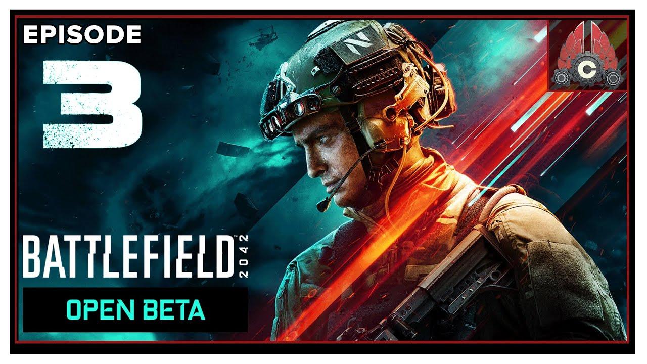 CohhCarnage Plays Battlefield 2042 Beta - Episode 3