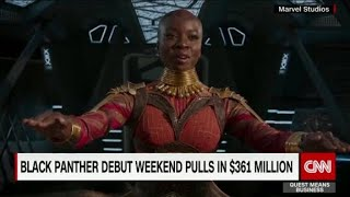 'Black Panther' destroys another Hollywood myth