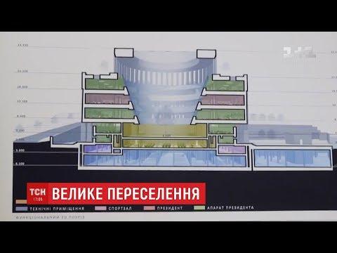 Офіс президента України переїздить до Українського дому