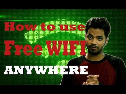 free wifi everywhere iphone