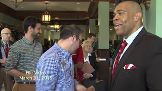 One-on-One with Jabar Shumate (2015-04-08)