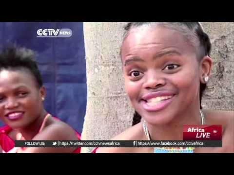 Swaziland's Princess is also a Pashu rapper and singer