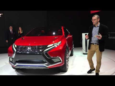 Mitsubishi в Женеве: будущий ASX и нынешний L200