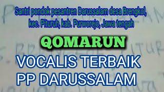 Download QOMARUN    Vocalis terbaik PP Darussalam    cover gitar