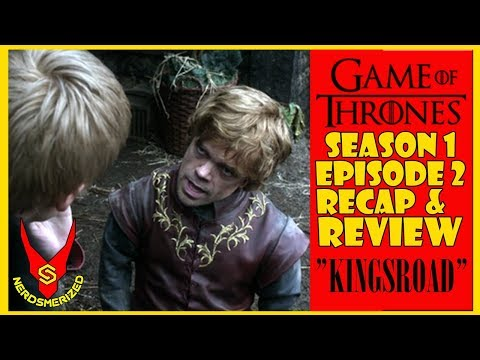 Game Of Thrones Season 1 Episode 2