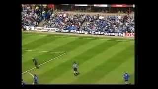 Andy Cole Song, Newcastle v Leicester, 9th May 1993