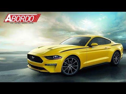 ¿El Ford Mustang 2018 está dejando de ser un musclecar?