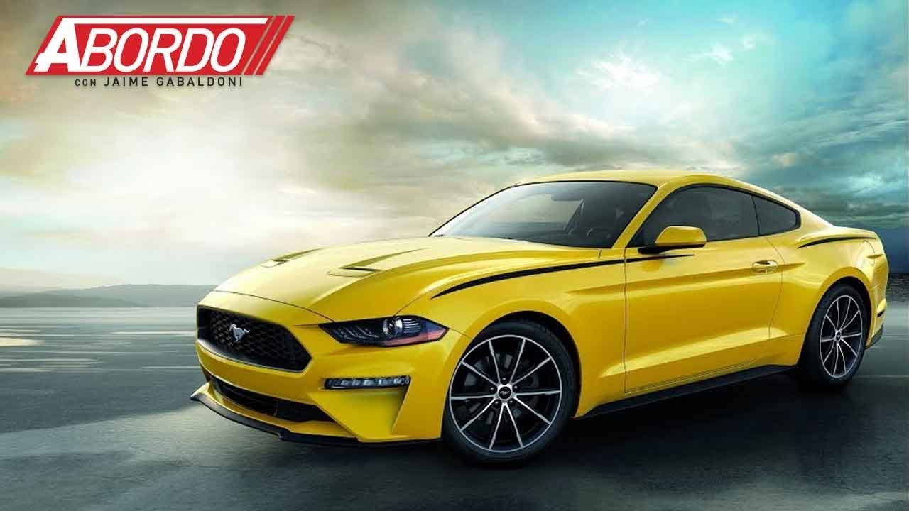 el ford mustang 2018 est dejando de ser un 39 muscle car. Black Bedroom Furniture Sets. Home Design Ideas