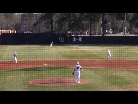 Campbell Baseball - SportsCenter Top 10 Catch