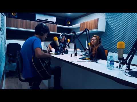 Romanticida - Something (Lasgo Acoustic Cover) On Made In Brazil Logos FM