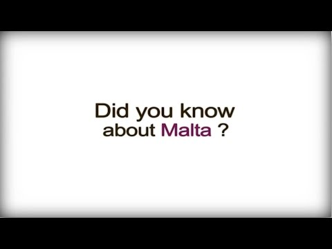 Did you know? - Malta - Maltese Business Culture video