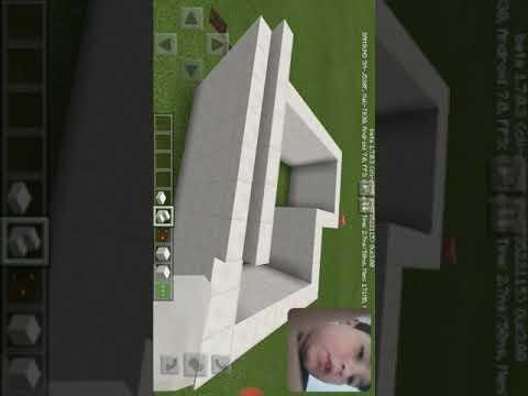 Minecraft:Modern Haus Bauen