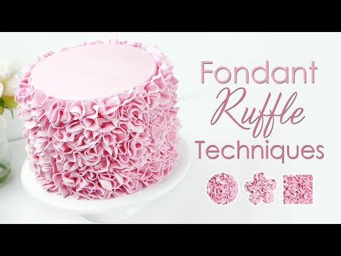how-to-create-fondant-ruffles---3-ruffle-cake-decorating-techniques