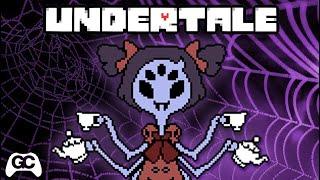 Undertale ▸ Spider Dance ~ Tudd Remix