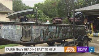 Cajun Navy heading east to help in Hurricane Florence