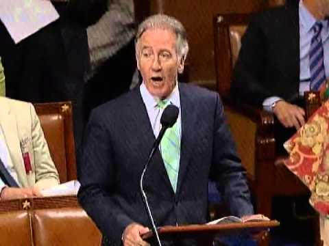 Rep. Richard Neal remarks on Ed Markey