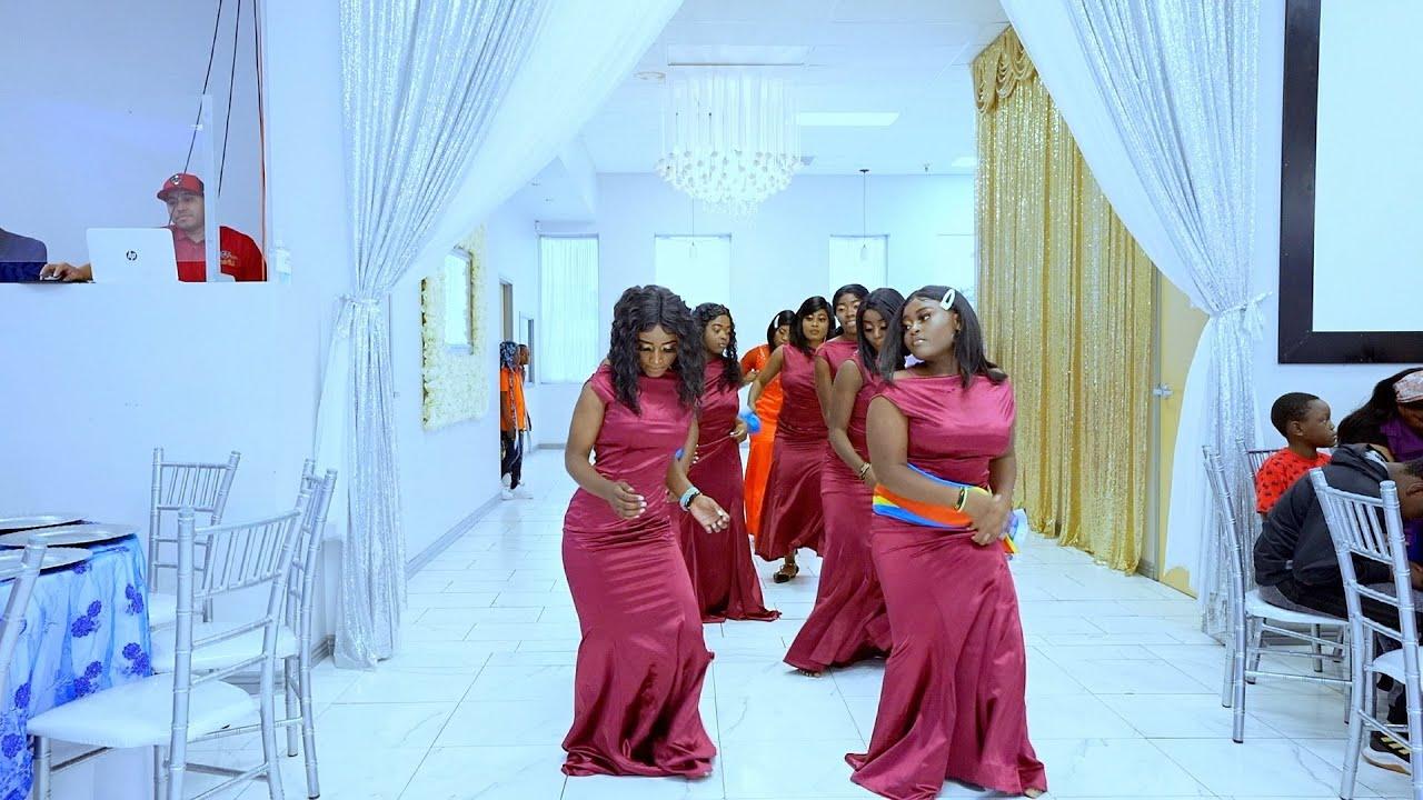 Download Bridal Shower Entrance Dance #1[ Masoka's Bridal Shower - LELO EZA LELO ]