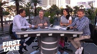 Max, Stephen A., Dan Rafael preview Gennady Golovkin vs. Canelo Alvarez rematch | First Take | ESPN