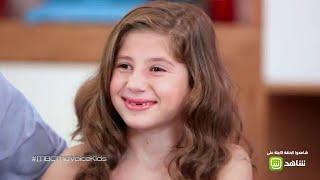 قصة فستان أصغر موهبة في The Voice Kids