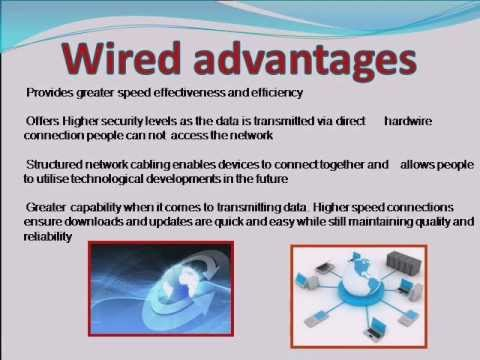 advantages of wireless networks in a A wireless network is a computer network that uses wireless data wireless networks offer many advantages when it comes to difficult-to-wire areas trying to.