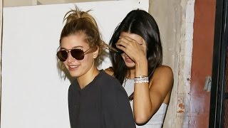 Kendall Jenner And Hailey Baldwin Have A Duel Celebration