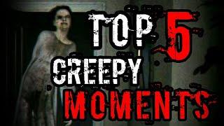TOP 5 CREEPY FRANKO MOMENTS!! (WARNING ⚠️ ITS CREEPY!!)