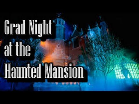 6964b9263e Grad Night at the Haunted Mansion