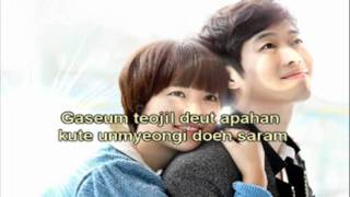 Kim Jae Suk-Only you can hear(Can You Hear my heart OST)[Lyrics on Screen]