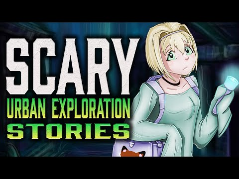 """9 True Urban Exploration Scary Stories: """"Followed In An Abandoned Hospital"""""""