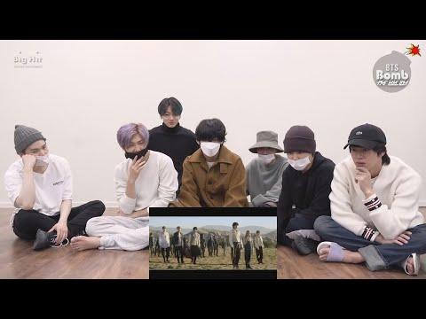 [RUS SUB][Рус.саб][BANGTAN BOMB] Реакция BTS на клип 'ON' - BTS (방탄소년단)