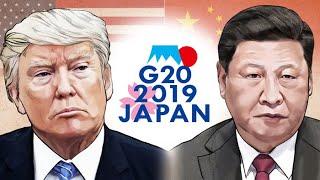 오사카 G20 내일 개막…미중 정상