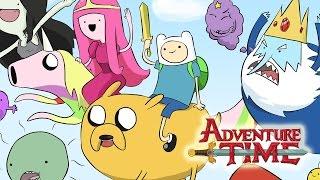 Adventure Time Headed To Big Screen