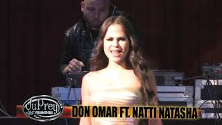 don omar ft natti natasha dutty love live