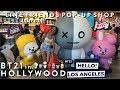 GRAND OPENING: LINE FRIENDS LA POP-UP SHOP + SMALL BT21 HAUL!! ♡