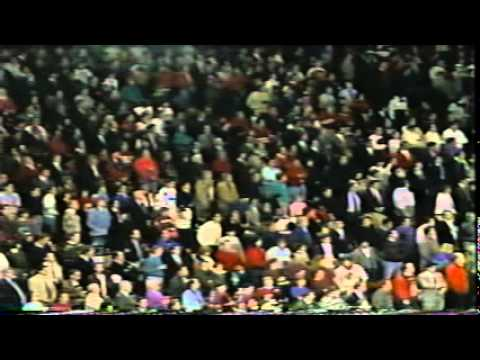 1991 blackhawks alumni vs heroes of hockey part 1