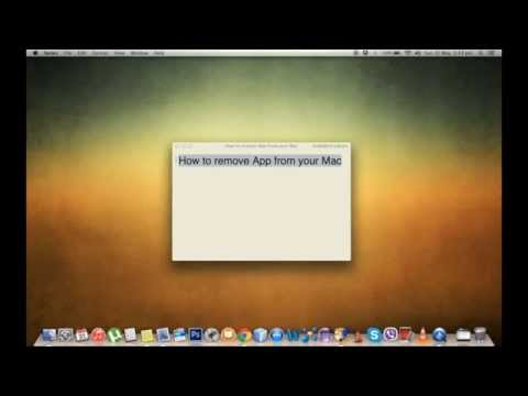 how do i remove an app from my iphone how to remove uninstall app from mac 1737