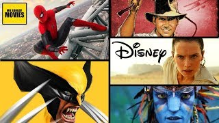 Disney's Plan For Marvel, Star Wars & Avatar