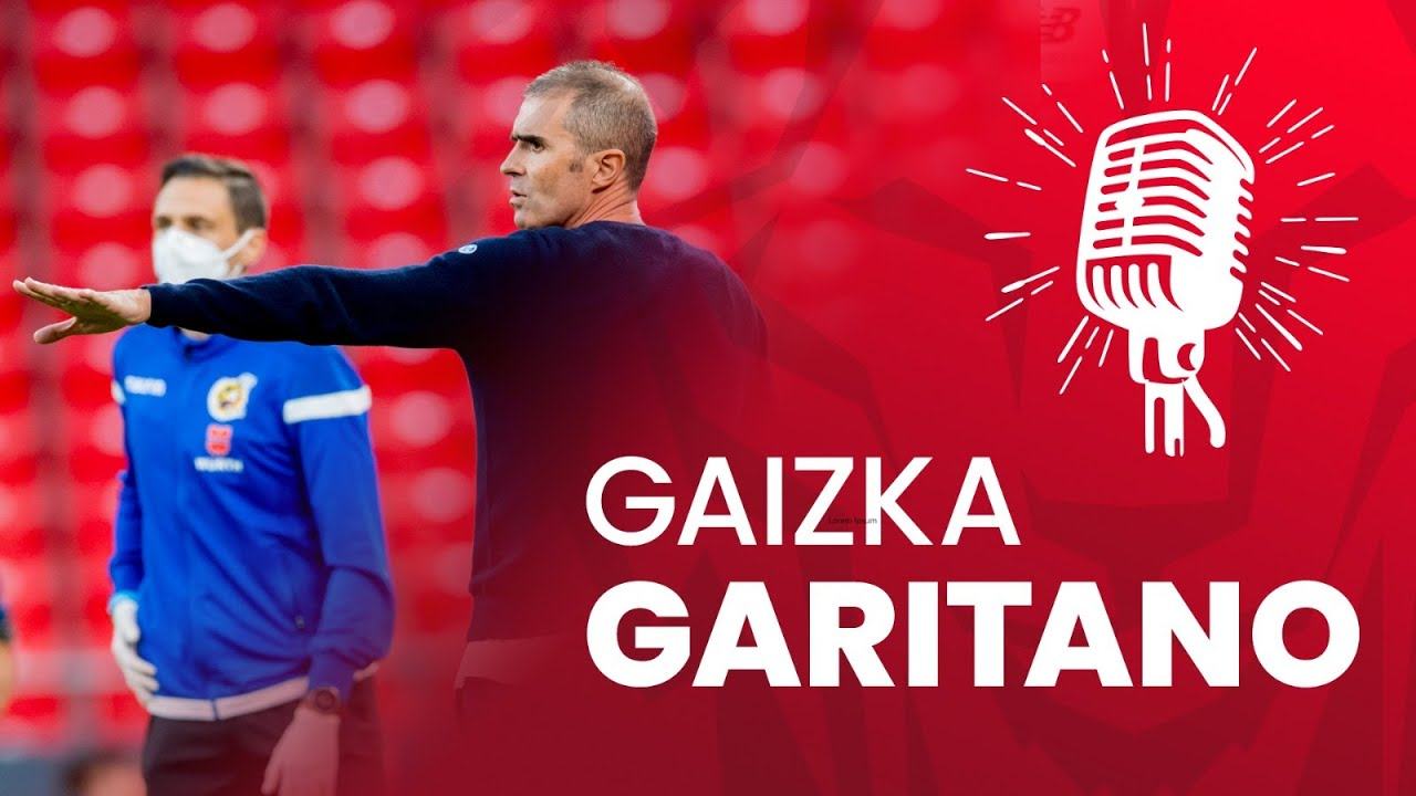 ?️ Gaizka Garitano I post Athletic Club 2-1 Sevilla FC  I J8 LaLiga 2020-21