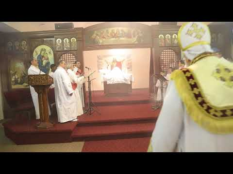 The Hymn of Intercessions Nativity