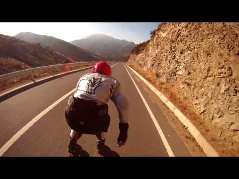 Baixar Ricardo Escalante INLINE DOWNHILL RF - CHILE 2013-Video-6   06-Abril-CHILE