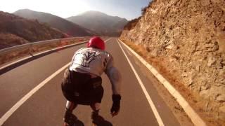 Baixar Ricardo Escalante INLINE DOWNHILL RF - CHILE 2013-Video-6   06-Abril-CHILE