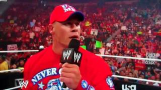 John Cena Talks about the PG era