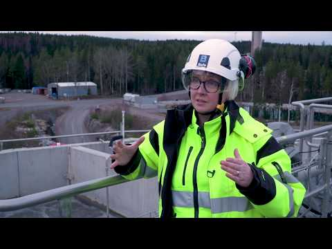 Women and the future of mining in Sweden
