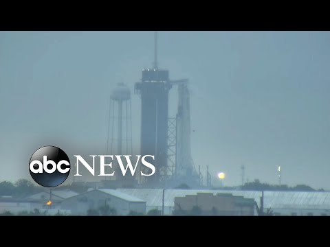 clock-ticks-down-to-historic-spacex-launch-from-us-soil-l-abc-news